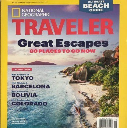 "Seychelles beach earns title of ""great escape"""