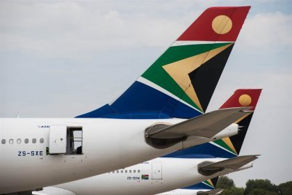 South African Airways issues warning