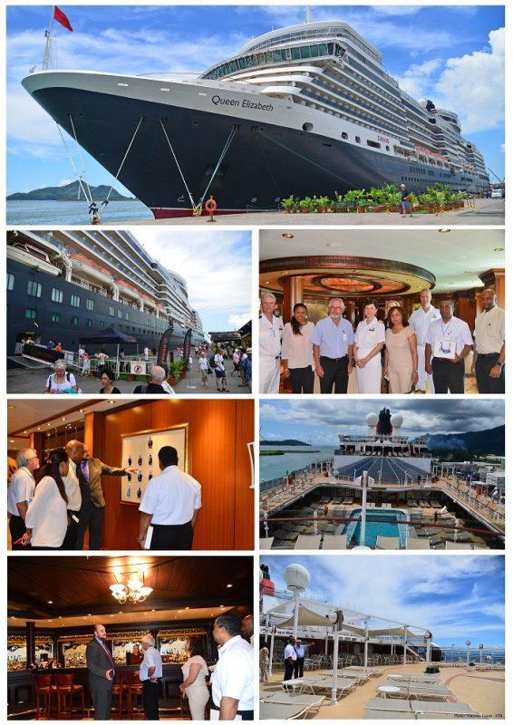 Seychelles welcomes Queen Elizabeth