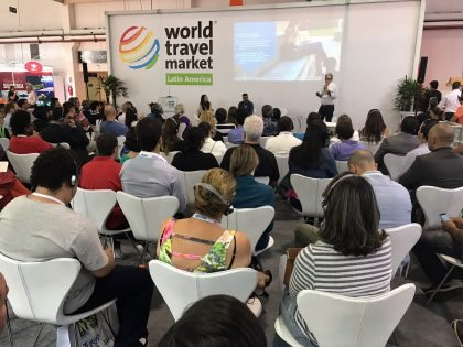 WTM Latin America Day 2: New business and networking