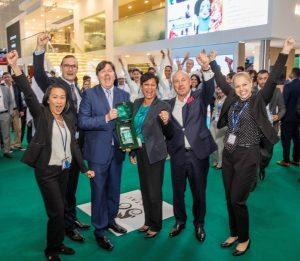 Magnificent seven win Arabian Travel Market awards
