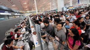 Beijing Capital International Airport ranked second busiest in the world