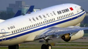 Air China flies to Astana and Zurich