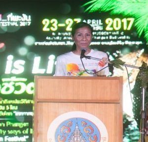 Colourmoon Festival 2017 opens to showcase different sides of Ko Phangan life