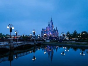 Shanghai plans water town complex near Disney Resort in Pudong