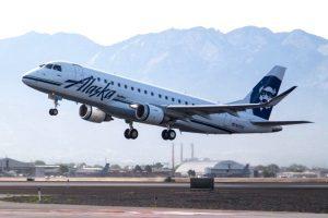 Alaska Airlines inaugurates flights to San Luis Obispo and Wichita