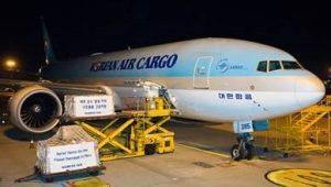 Korean Air sends relief goods to Peru amid flooding