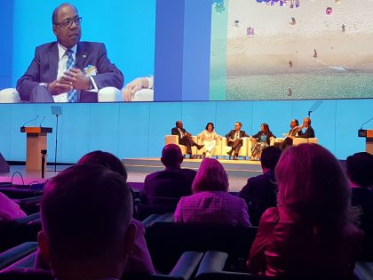 Jamaica Tourism Minister lobbies for partnerships at World Travel & Tourism Council Global Summit