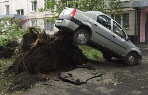 "Chaos in Moscow: 13 killed, over 70 injured by ""unprecedented"" mid-day storm"