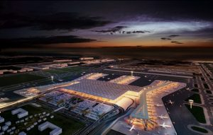 Building Information Modelling makes Istanbul new airport better