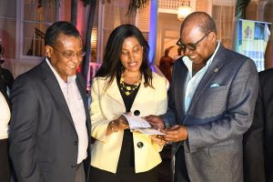 Minister Bartlett launches Devon House as Jamaica's first gastronomy center
