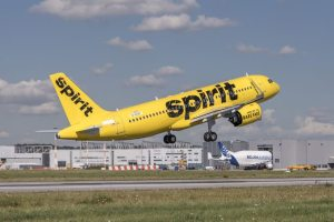 Spirit Airlines flies from Baltimore/Washington and Chicago to Cancun