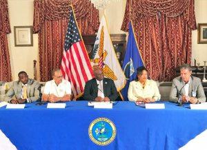 US Virgin Islands welcomes sports tourism slam dunk!
