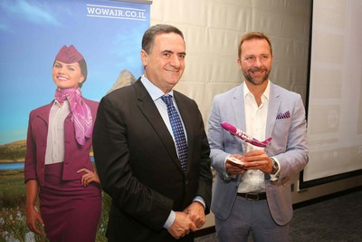 WOW Air now connecting Montreal with Tel Aviv