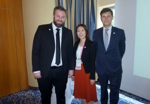 Leading Global Alliance Partner: Madrid