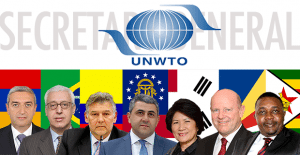 Zimbabwe leading followed by Georgia  in the first round of UNWTO Election