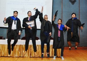 India hospitality and catering institute graduates 15th class