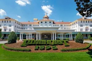 Pinehurst Resort and Spa: Health resort for patients until…