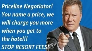 Failure to reveal resort fee: Is Priceline liable?