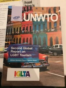UNWTO and LGBT Tourism: Second Global report released at IGLTA Summit