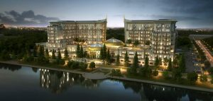WATG and Wimberly Interiors unveil the design of St. Regis Astana
