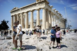 Greek National Tourism Organization: 30 million visitors expected in 2017