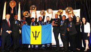 Barbados wins Caribbean culinary honors