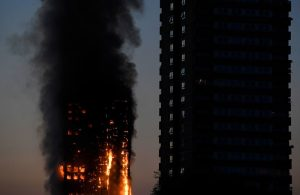At least 12 killed in huge London tower inferno, number is likely to rise