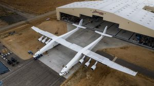 """World's largest airplane will make access to low-Earth orbit more """"convenient, reliable and routine"""""""