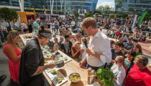 """Taste & Style Festival"" at Munich Airport in its second year"