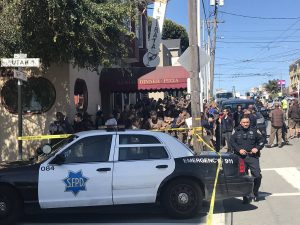 Five people shot, two killed at UPS warehouse in San Francisco