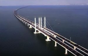 Bridging Hong Kong, Zhuhai and Macau: Literally