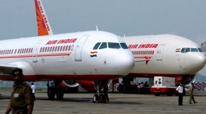 Government says goodbye to Air India