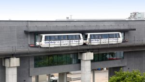 Frankfurt Airport Opens New Sky Line Station at Concourse C