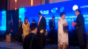 UNWTO Sustaining Tourism for Eliminating Poverty Foundation Chair: Keep stats simple