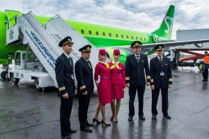 Russian S7 Airlines and Tolmachevo International Airport will Develop a Hub in Novosibirsk