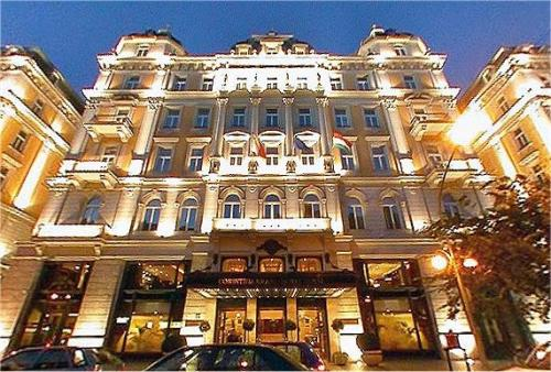 Budapest leads the way as hotel profit grows across Europe