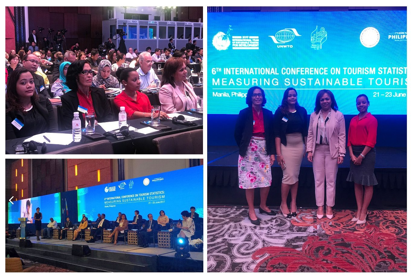 Seychelles exposed to best practices in Tourism Satellite Account Development