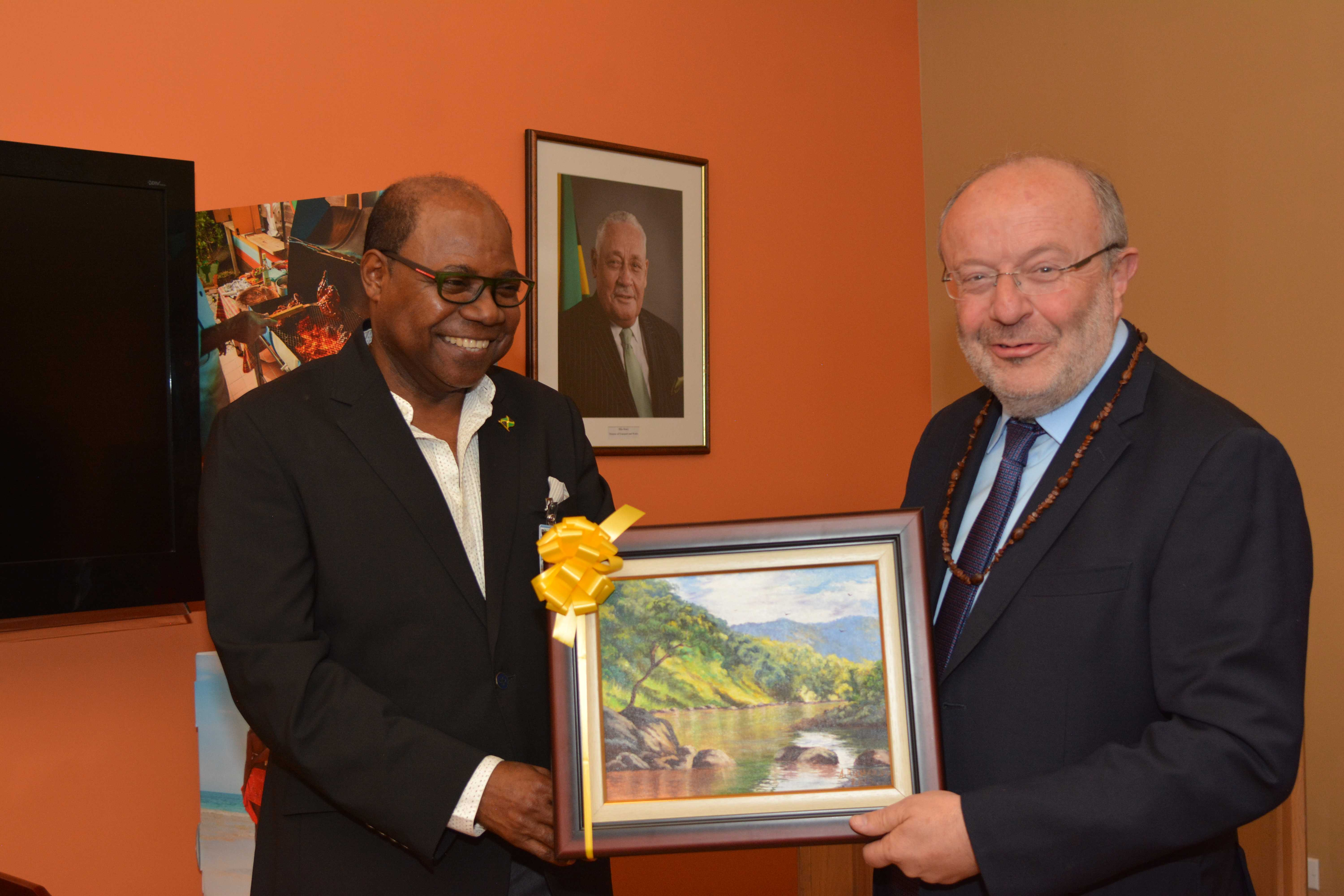 Spain – Jamaica Tourism: Bartlett Wants More From Tourist Dollar