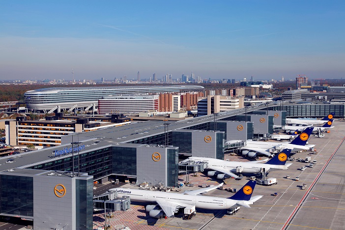 Lufthansa and Fraport sign agreement on cost savings and further growth