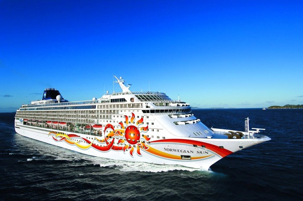 NCL Norwegian Sun to homeport at Port Canaveral for Cuba and Caribbean deployments