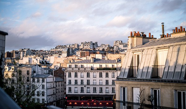 Design Hotels presents four Parisian neighborhood hubs
