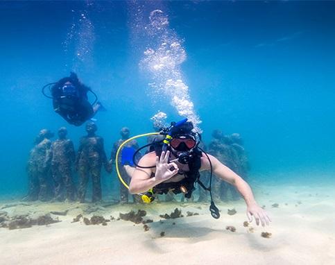 "Visitors invited to explore Grenada's pristine blue waters during ""Pure Dive Fest"""
