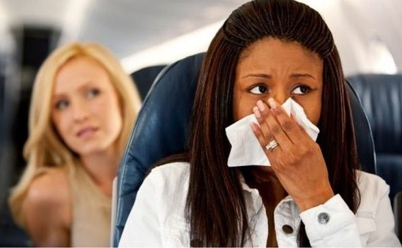 American Airlines denies that plane evacuation was caused by farting passenger