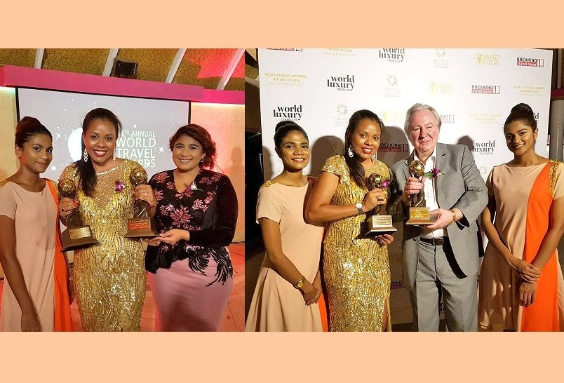 Seychelles wins Indian Ocean's Leading Tourist Board & Cruise Destination accolades at World Travel Awards
