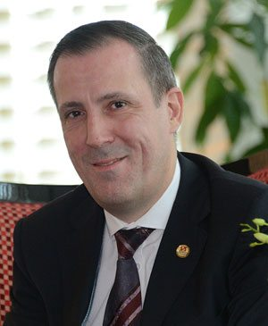 Swiss-Belhotel International names Herve Peyre as Area General Manager for Bahrain