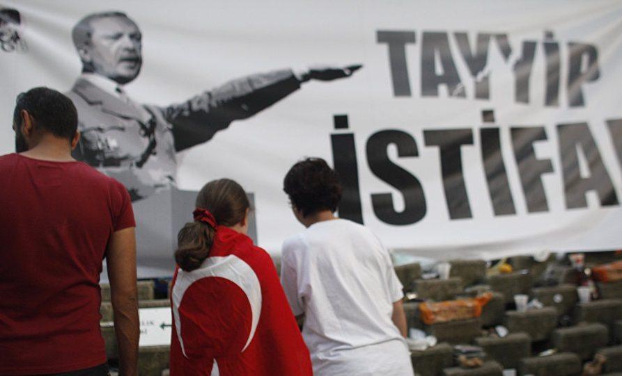 "Amnesty International: EU must get Turkey ""back in line"", halt its human rights crackdown"