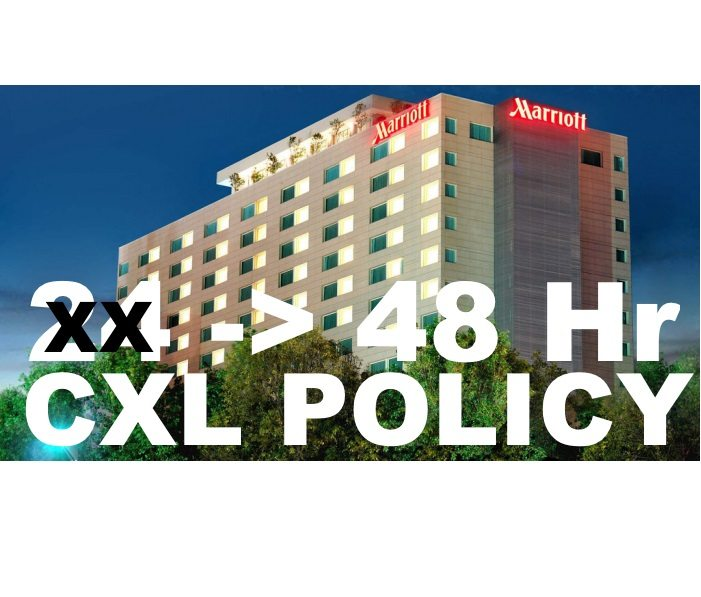 Travel industry deeply concerned over Marriott's new cancellation policy