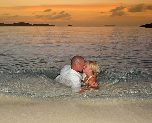 St. John in US Virgin Islands listed as top honeymoon destination