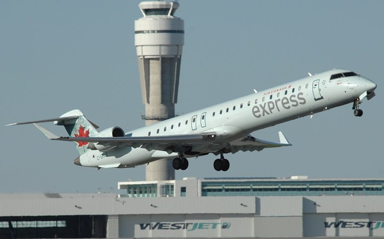 Air Canada adds Vancouver-Yellowknife flights for Winter 2017